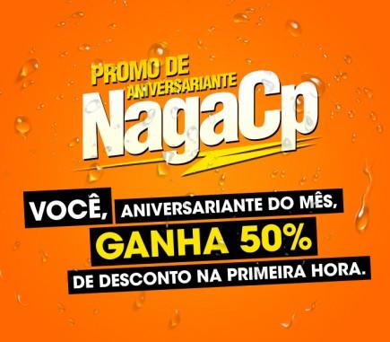 Aniversário Naga Cable Park - Wakeboard