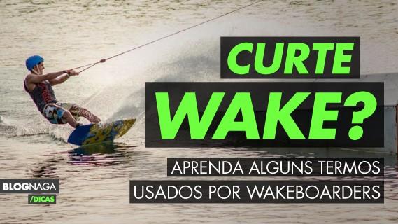 15 termos no Wakeboard