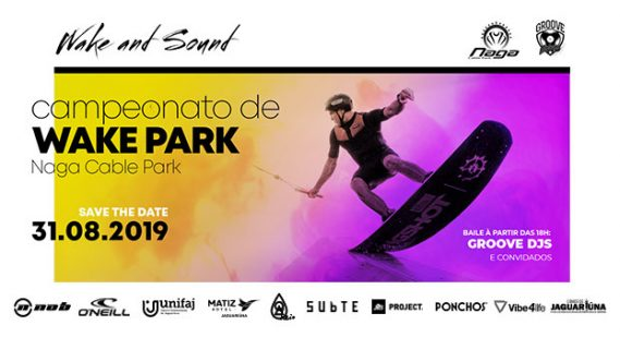 Campeonato de Wake Park | Wake and Sound